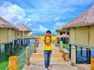 サモアでテンションMaxになる水上コテージ『ココナッツビーチクラブリゾート&スパ (Coconuts Beach Club Resort & Spa)』