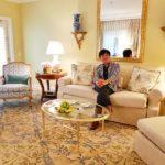 雰囲気最高!5つ星ホテル『ペニンシュラ ビバリーヒルズ(The Peninsula Beverly Hills)』のスイートルーム