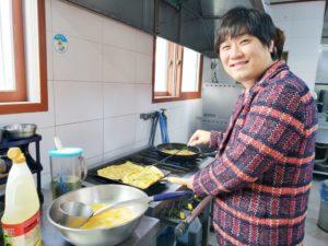 食事が美味しい韓国でボランティア参加と講演してきた話